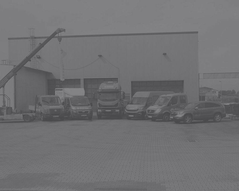 Zahlen & Fakten der Stahlbau Oltmanns GmbH.