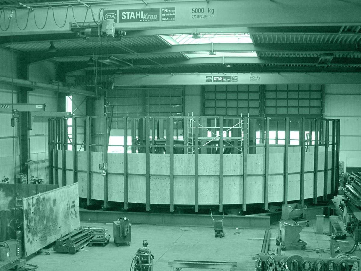 Special Steel Constructions & Engineering
