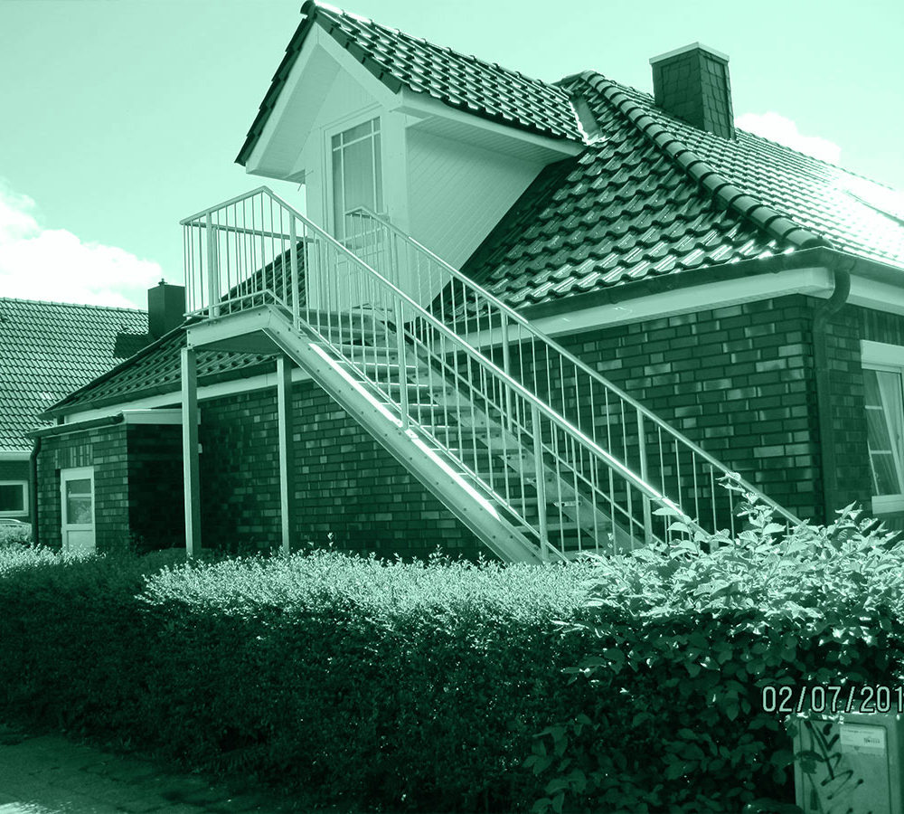 Balkon- & Treppenkonstruktionen
