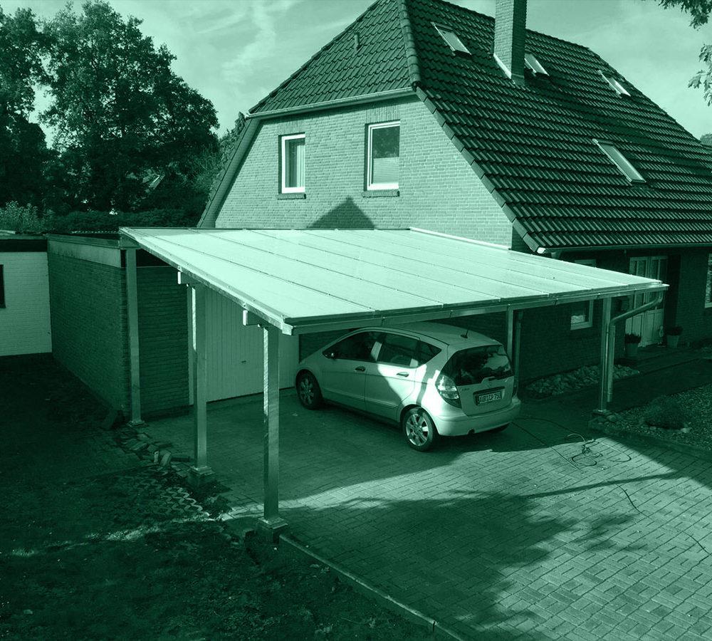 Überdachungen & Carports