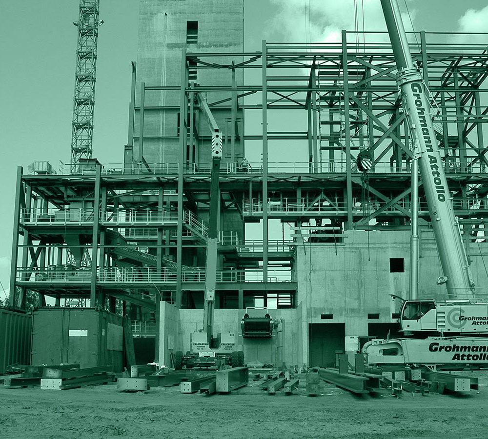 Industrie- & Hallenbau