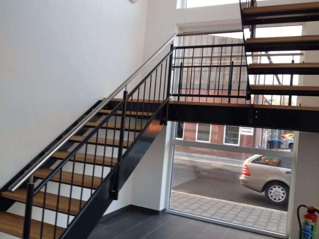 Treppenkonstruktionen